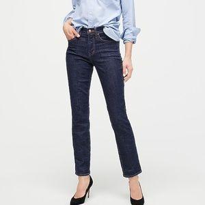 Plus size J. Crew straight jeans